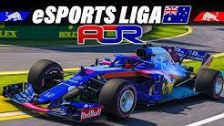 AOR Liga Rennen 1: Australien GP – F1 2018 Livestream Deutsch | Formel 1 Gameplay German