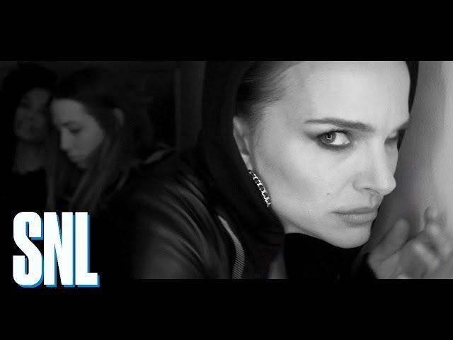 Natalie Portman Spits Fire In 'Natalie's Rap 2'