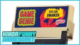 Greatest Cheats and Secrets in Video Games - Kinda Funny Gamescast Ep 187