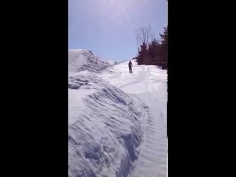 Ski jump xxxxx