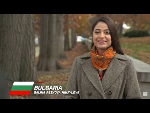 BULGARIA, Galina Asenova Mihaylova - Contestant Profile: Miss World 2016