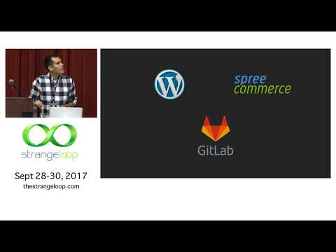 """Code Generating a Safer Web with Rocket"" by Sergio Benitez"
