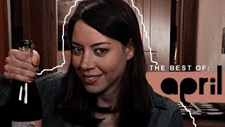 THE BEST OF: April Ludgate pt. I