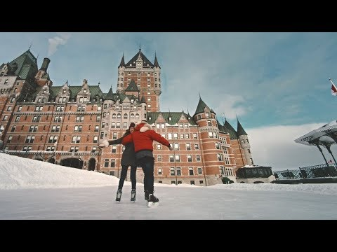 Québec City in Winter - Your Best Vacation Destination