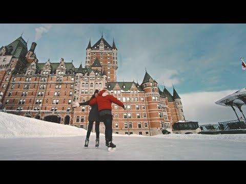 Québec City In Winter - Your Best Vacation Destination