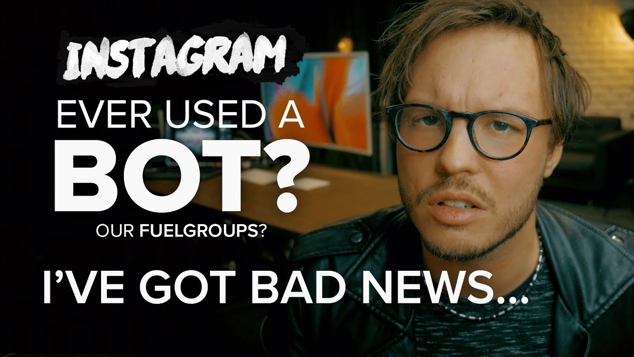 You might have a problem after this Instagram Update 2019 - Botting will be  dead