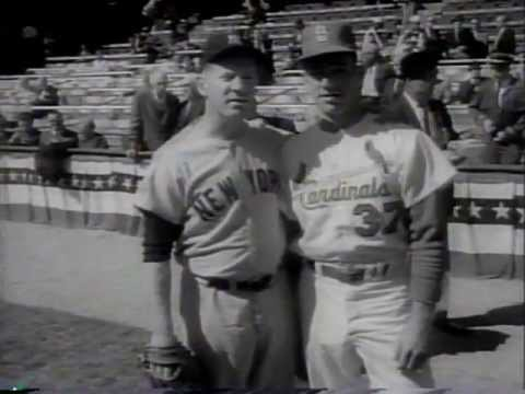 Highlights from Game 1 of the 1964 World Series