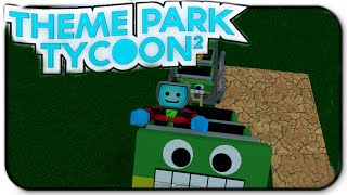 Roblox Theme Park Tycoon 2 - Is This RollerCoaster Tycoon? Ep. 3