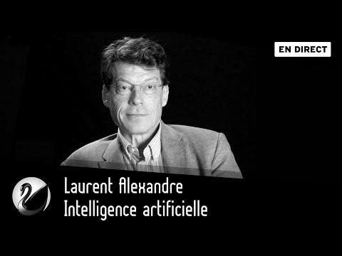 Laurent Alexandre : Intelligence artificielle [EN DIRECT]