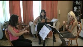 Los Angeles String Quartet - Time After Time by Cindy Lauper - LA Rock Strings