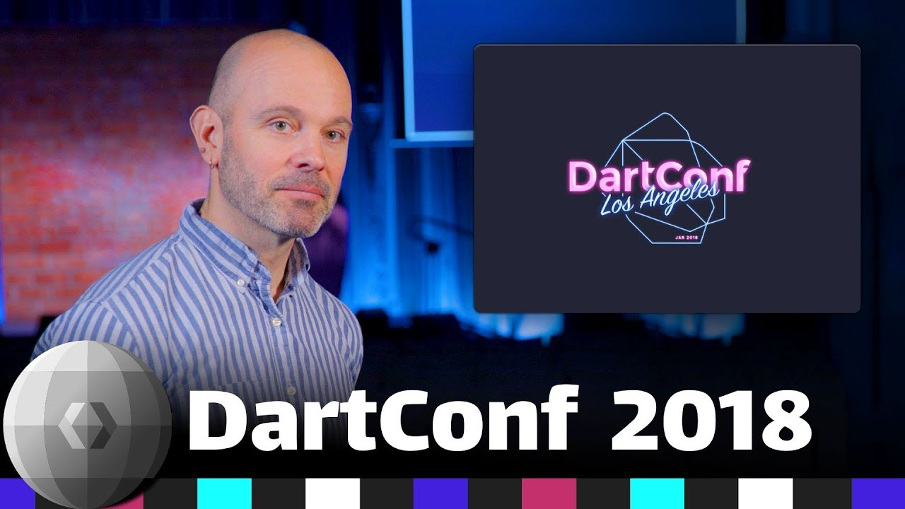 Dart Language & Tooling - DevShow at DartConf 2018