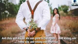 Bình An Vì Anh - NHA [ video lyrics ]