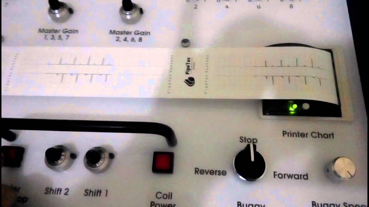 EMI Drill Pipe Unit `EMI-100`