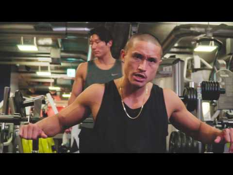 Young Hastle / Gym Time - One More Push - 理想の自分 - Left The Gym  [Official Video]