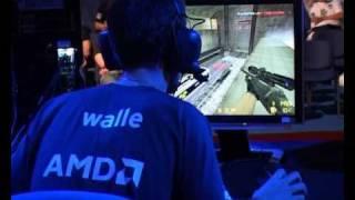 Counter-Strike - Extreme Masters Dubai GamePlay Vs SK