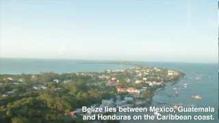 Official video: A day on Caye Caulker, Belize, Central America
