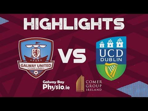 HIGHLIGHTS | GUFC V UCD | 23RD APRIL 21'