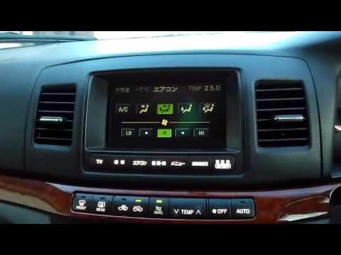Опция Swing на Toyota Mark Ii Gx110 Youtube