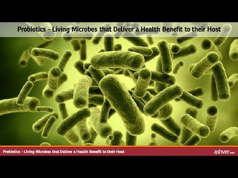 Probiotics - Living Microbes that Deliver a Health Benefit to their Host