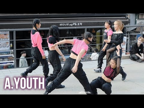 A.YOUTH | Wind Up - Keke Palmer(ft.Quavo) @ 홍대버스킹 Hongdae | Filmed by lEtudel