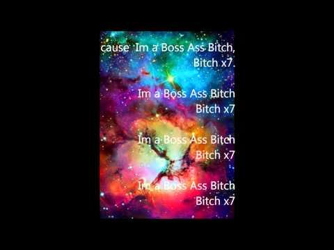 PTAF-Boss Ass Bitch Lyrics - MP4 720p (HD).mp4