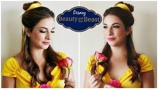 Belle Makeup Tutorial | Halloween