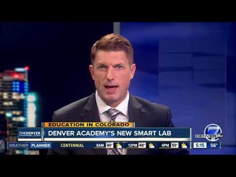 Denver Academy's new SMART lab