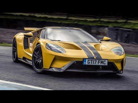The Ford GT Supercar | Chris Harris Drives | Top Gear