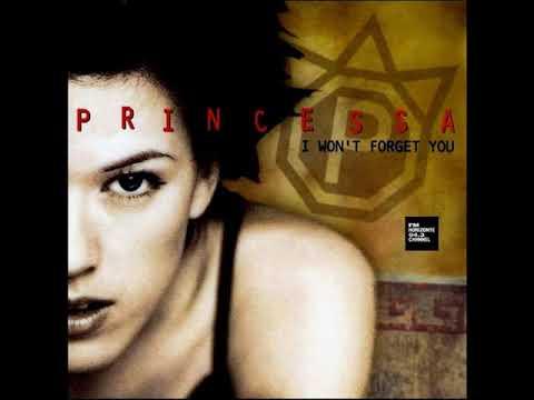 Princessa - I Won't Forget You (LYRICS)