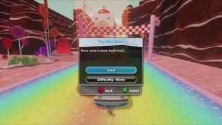 Disney Infinity - Create Your Own Toy Box Race Against A.i.