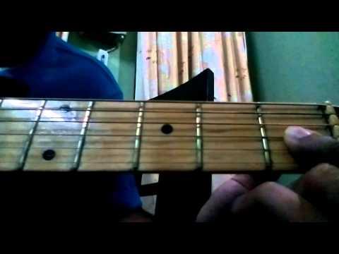 Guitar gulabi aankhen guitar tabs : Gulabi Aankhen TABS | Guitar Lesson | by Gurleen Shergill - YouTube