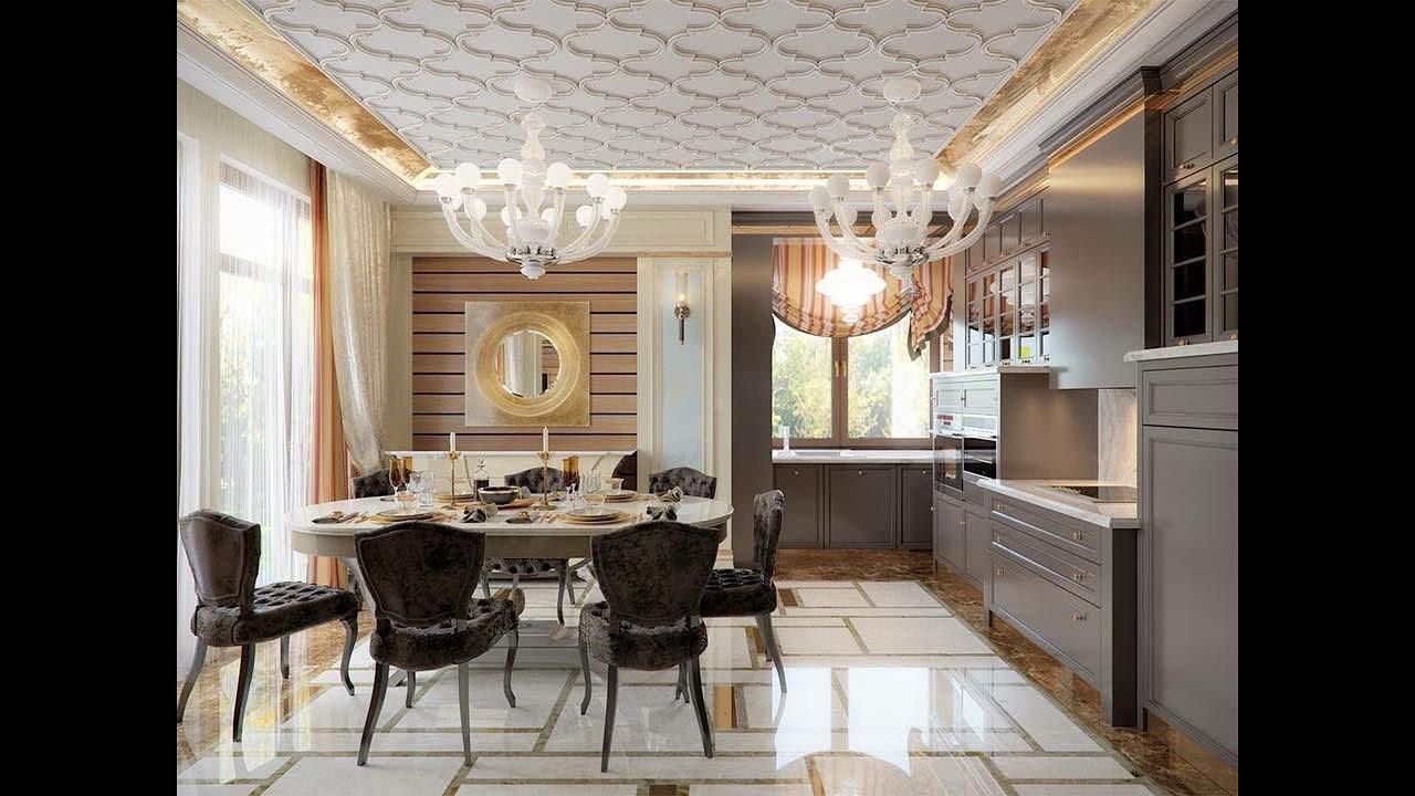 ba9a776e7 تصميمات و ديكورات لقصور فخمة و فلل في دبي الامارات - Dubai interior design  HD