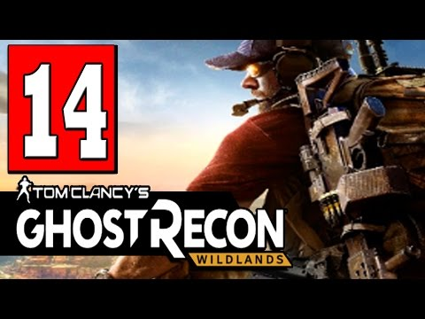 Ghost Recon Wildlands Walkthrough Part 14 MISSION THE AGENT - SHOW CANCELED & EL CHICOS CAR
