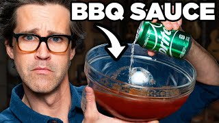 Making BBQ Sauce From Scratch