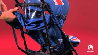 Demo Easywalker MINI buggy