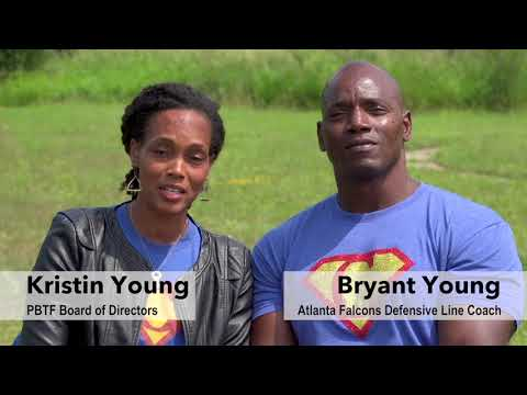 PBTF Public Service Announcement with Bryant and Kristin Young