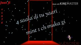 Pinda wale theke utte by Guri new songs WhatsApp status