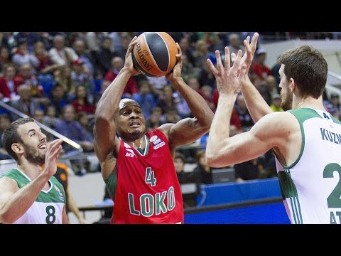 Highlights: Lokomotiv Kuban Krasnodar-Panathiniakos Athens