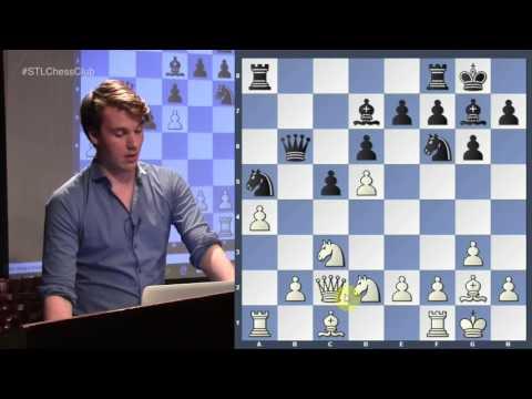 Ding Liren's King's Indian Quiz | Mastering the Middlegame - GM Robin van Kampen