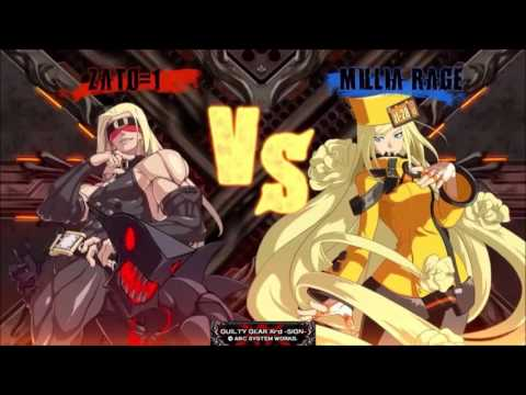 Guilty Gear Xrd -SIGN- OST The Spider's Thread (Do You Know?)