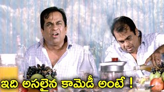 Brahmanandam And Jr.NTR  Back To Back Comedy Scenes | Telugu Comedy Club