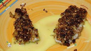 325 - Pesce spatola gratinato ai profumi del  mediterraneo...il piacere è istantaneo :=)