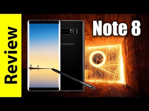 Samsung Galaxy Note 8 | I can't think of a clickbaity title...