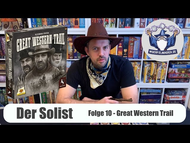Der Solist - Folge 10: Great Western Trail
