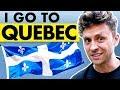 A visit to QUEBEC!