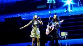 Monita Tahalea ft. Gabriela Cristy - You Are My Everything @EMERGE CHCKL