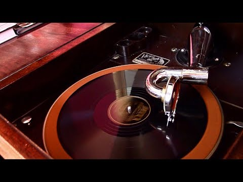 """""""Auld Lang Syne"""" played on 1925 Victrola ....... Happy New Year !!"""