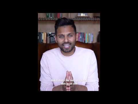 How to overcome Stress and where is comes from | Jay Shetty 2019