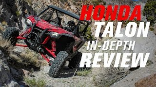 2019 Honda Talon 1000R In-Depth Ride Review