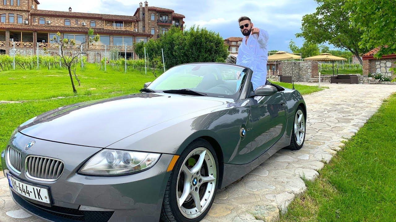 უხეში ტესტ დრაივი  BMW Z4  სულ თელავია სულ გულავია